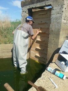 Priprema za izlov jezera Jelić 2016 (4)